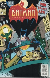 Batman Adventures (1992 1st Series) #09