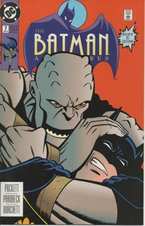 Batman Adventures (1992 1st Series) #07U