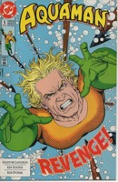 Aquaman (1991 2nd Series) #05