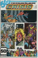 Crisis on Infinite Earths (1985) #11