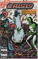 Crisis on Infinite Earths (1985) #10