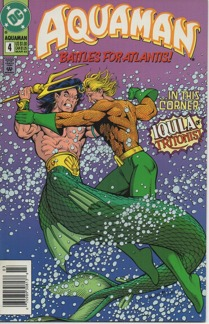 Aquaman (1991 2nd Series) #04