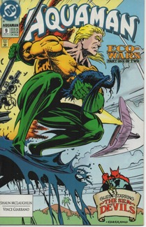 Aquaman (1991 2nd Series) #09