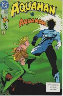 Aquaman (1991 2nd Series) #07