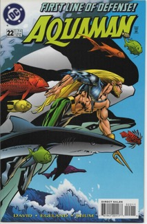 Aquaman (1994 3rd Series) #22