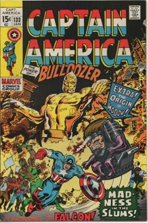 Captain America (1968 1st Series) #133