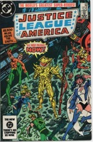Justice League of America (1960 1st Series) #229