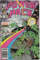 Power Pack (1984 1st Series) #20