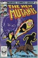 New Mutants (1983 1st Series) #01