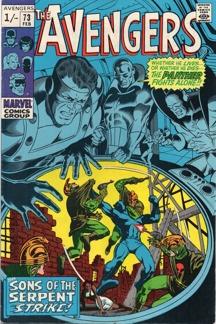 Avengers (1963 1st Series) #073