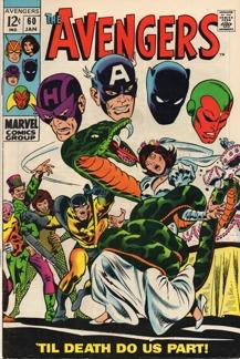 Avengers (1963 1st Series) #060