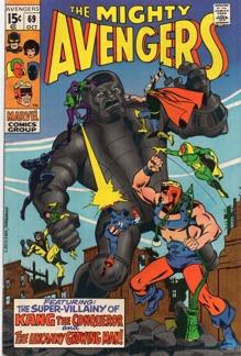Avengers (1963 1st Series) #069