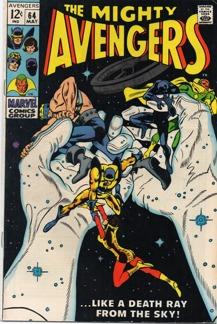 Avengers (1963 1st Series) #064