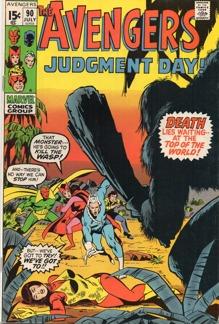 Avengers (1963 1st Series) #090