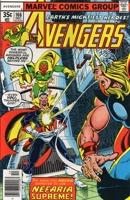 Avengers (1963 1st Series) #166