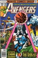 Avengers (1963 1st Series) #169