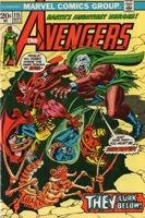 Avengers (1963 1st Series) #115