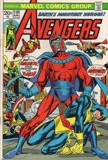 Avengers (1963 1st Series) #110