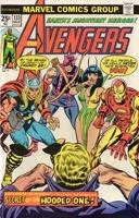 Avengers (1963 1st Series) #133