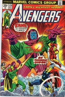 Avengers (1963 1st Series) #129