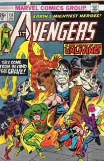Avengers (1963 1st Series) #131