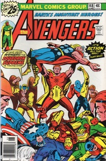 Avengers (1963 1st Series) #148