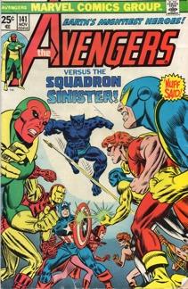 Avengers (1963 1st Series) #141