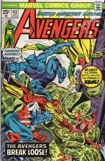 Avengers (1963 1st Series) #143