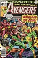 Avengers (1963 1st Series) #158 1st app. Graviton