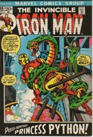 Iron Man (1968 1st Series) #050