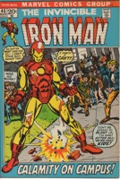 Iron Man (1968 1st Series) #045