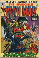 Iron Man (1968 1st Series, Giant Size Issue) #043