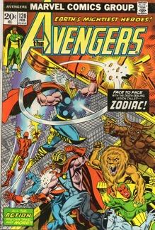 Avengers (1963 1st Series) #120