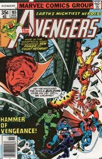 Avengers (1963 1st Series) #165