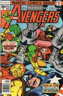 Avengers (1963 1st Series) #157