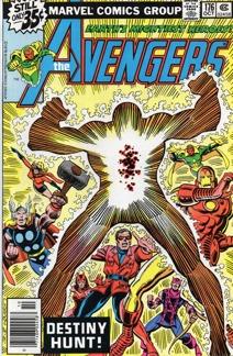 Avengers (1963 1st Series) #176