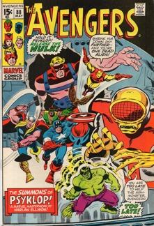 Avengers (1963 1st Series) #088