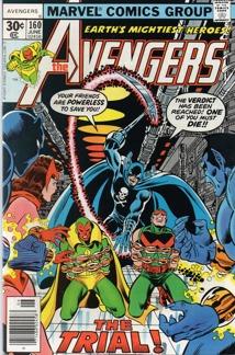 Avengers (1963 1st Series) #160