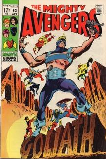 Avengers (1963 1st Series) #063