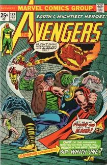 Avengers (1963 1st Series) #132