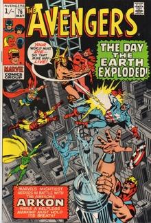 Avengers (1963 1st Series) #076