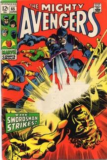 Avengers (1963 1st Series) #065