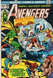 Avengers (1963 1st Series) #108