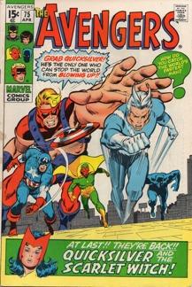 Avengers (1963 1st Series) #075