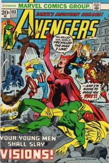 Avengers (1963 1st Series) #113