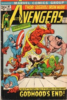 Avengers (1963 1st Series) #097