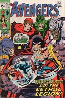 Avengers (1963 1st Series) #079