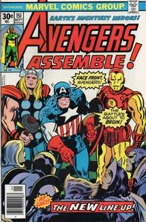 Avengers (1963 1st Series) #151