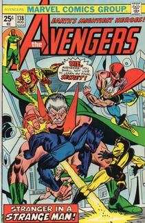 Avengers (1963 1st Series) #138