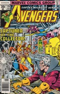 Avengers (1963 1st Series) #174